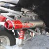 Big gun Evo-R Raptor 250 08-13 Header