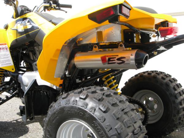 Big gun Eco Trx450R 06-14 So