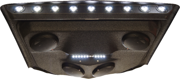Audio formz A-Formz Commdr. Roof Ltd Edition 14-15
