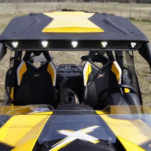 Audio formz Af Ranger 900 Crew Fiberglass Stereo Top