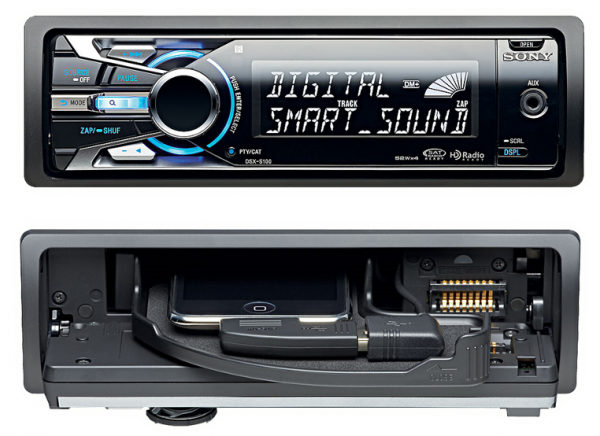 Audio formz Af Honda Pioneer Stereo Top With Lights