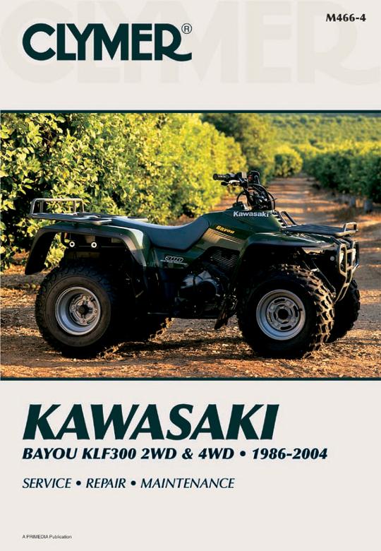 KLF 300 Bayou