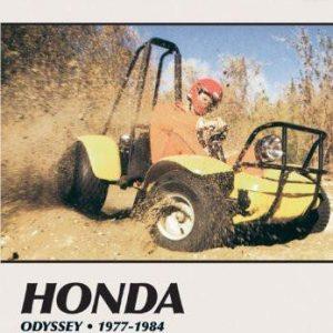Honda Odyssey FL 250