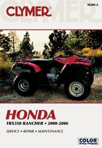 TRX 350 Rancher