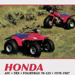 ATC & TRX 70cc - 125cc