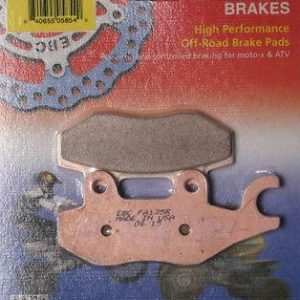 "EBC FA135R ""Long Life"" Brake Pads"