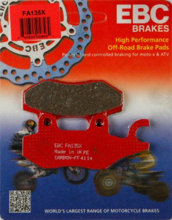 EBC FA135X Brake Pads