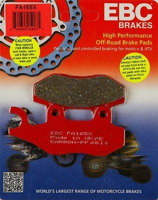 EBC FA165X Brake Pads
