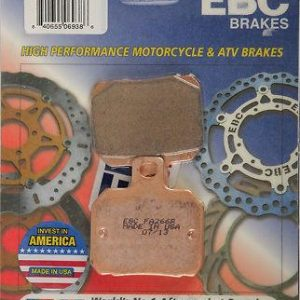 "EBC FA266R ""Long Life"" Brake Pads"