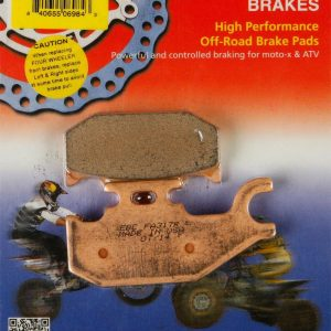 "EBC FA317R ""Long Life"" Brake Pads"