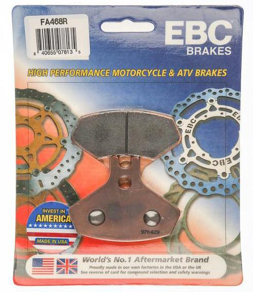 EBC FA468R Brake Pads