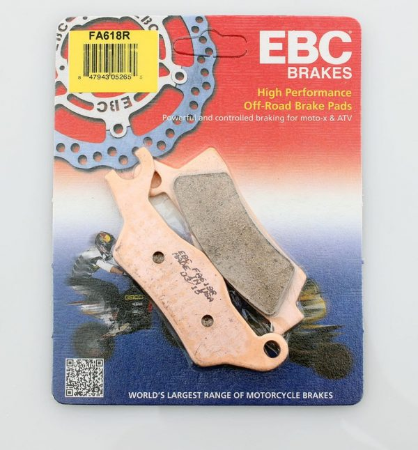 "EBC FA618R ""Long Life"" Brake Pads"