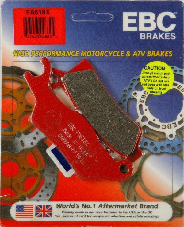 EBC FA618X Brake Pads