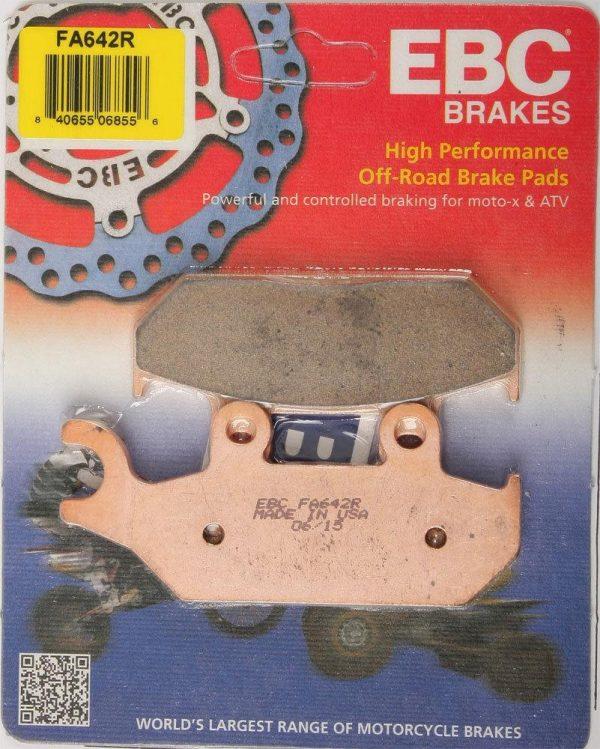 "EBC FA642R ""Long Life"" Brake Pads"