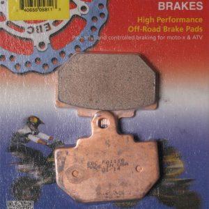 "EBC FA111R ""Long Life"" Brake Pads"