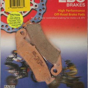 "EBC FA125R ""Long Life"" Brake Pads"