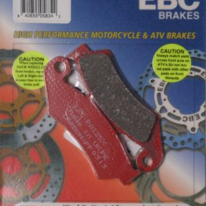 EBC FA125X Brake Pads