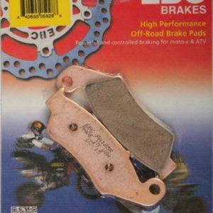 "EBC FA185R ""Long Life"" Brake Pads"
