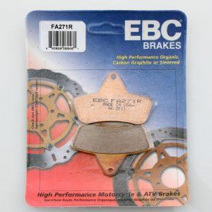 "EBC FA271R ""Long Life"" Brake Pads"