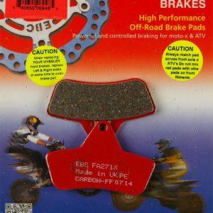 EBC FA271X Brake Pads
