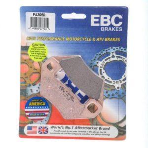 "EBC FA395R ""Long Life"" Brake Pads"