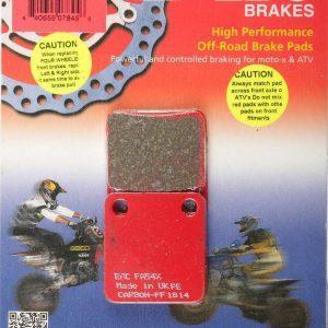 EBC FA54X Brake Pads