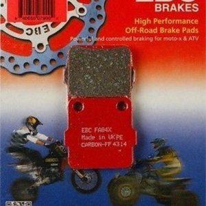 EBC FA84X Brake Pads