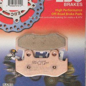 "EBC FA92R ""Long Life"" Brake Pads"