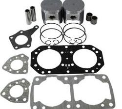 Kawasaki 750 Top End Rebuild Kit (22mm Wrist Pin)
