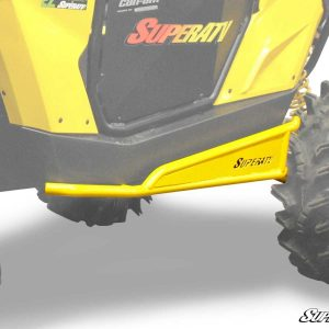 Can-Am Maverick Rock Slider Nerf Bars