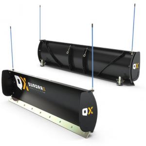 Quadrax LX Plow Blades